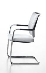 sedus crossline freischwinger mit armlehnen. Black Bedroom Furniture Sets. Home Design Ideas